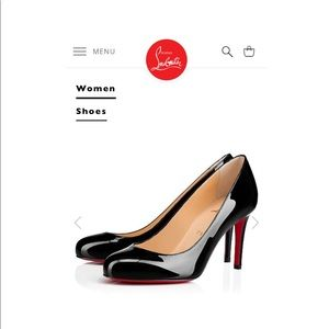 Fifille pumps - Christian louboutin